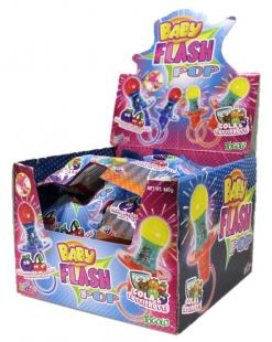 Babydélice Sucette Lumineuse Baby Flash Pop