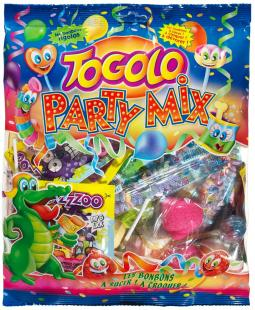Babydélice Sachet Assortiment Dextrose Party Mix